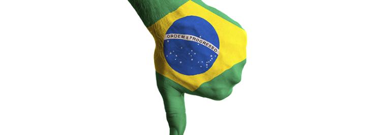 A INSATISFAÇÃO DOS BRASILEIROS