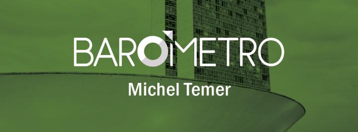 BARÔMETRO INNOVARE: A OPINIÃO PÚBLICA NAS REDES SOCIAIS SOBRE MICHEL TEMER