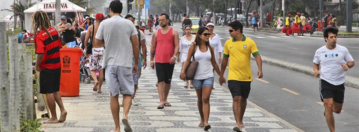 O BRASIL E OS HÁBITOS DA SUA POPULAÇÃO